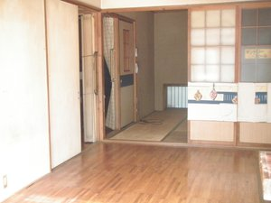 【3LDK】大阪市平野区での遺品整理:80,000円の施工後