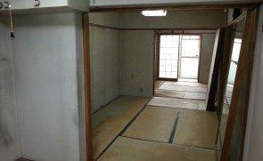 【8LDK】大阪市東淀川区での遺品整理:240,000円の施工後