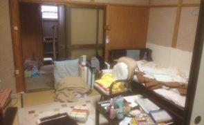 【2K】大阪市都島区での遺品整理:38,000円の施工前