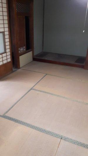 敷地内の母屋の整理事例の施工後