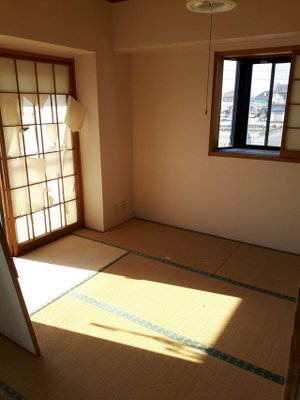 孤独死現場の特殊清掃・家財整理:3LDKの施工後
