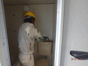 特殊清掃 東京都町田市の施工後