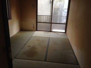 大田区:特殊清掃と遺品整理の施工後