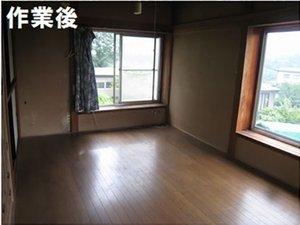 岩手県盛岡市は、出張無料で対応いたします。の施工後