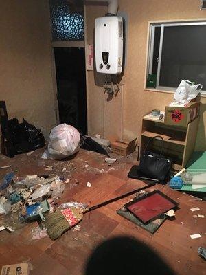 【5DK】川西市でのゴミ屋敷清掃の施工後