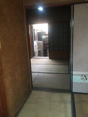 【2DK】藤井寺市でのゴミ屋敷清掃の施工後