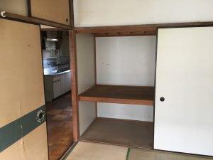 佐倉市:遺品整理(集合住宅)の施工後