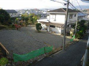 大阪府大東市 空き家片付け・解体の施工後
