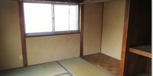 遺品整理:和室の施工後