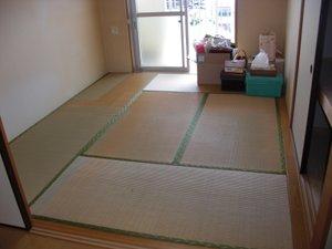 【遺品整理】東京都大田区:1DKの施工前