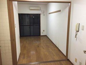 衣類や家具はリサイクル・リユースいたしました(神奈川県)の施工後