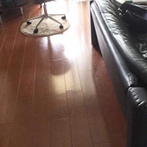 多数の高額な家具を買い取りました:一軒家【190,000円】の施工後