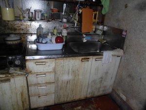 福祉整理で安全で住みやすいお部屋にいたします。の施工前
