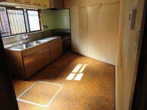 【6DK】戸建ての遺品整理:550,000円の施工後