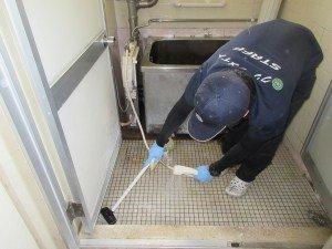 【2DK】賃貸物件の遺品整理の施工後