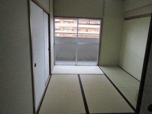 【2DK】市営住宅の遺品整理の施工後