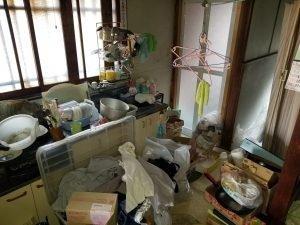 【2K】地域包括支援センター様からのご紹介【206,000円】の施工前