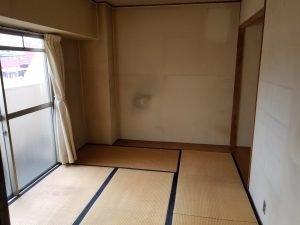 不用品の家財整理【85,000円】の施工後