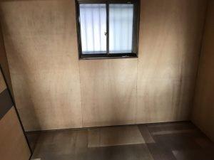 【1R】納戸の家財整理【47,000円】の施工後