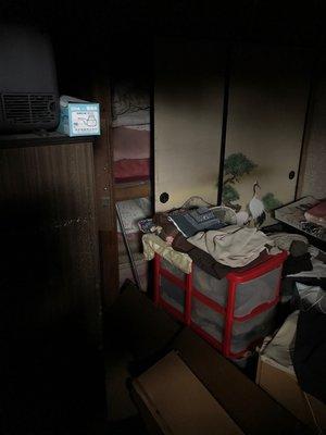 【4DK】5年以上空き家になったご実家の整理【290,000円】の施工前
