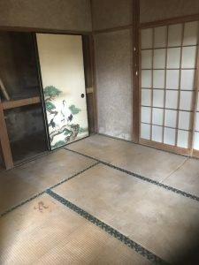 【4DK】5年以上空き家になったご実家の整理【290,000円】の施工後
