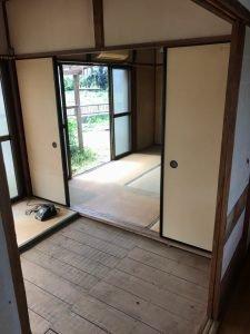 【2DK】栃木県宇都宮市での遺品整理:180,000円の施工後