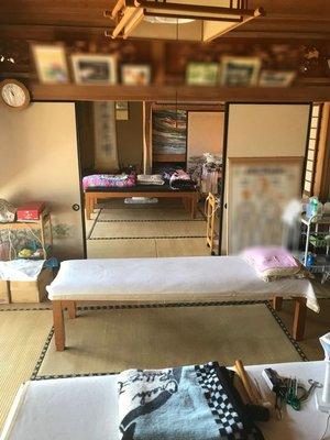 【7LDK+倉庫】広いお宅での作業の施工前