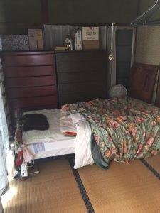 【2K】栃木県佐野市での遺品整理:110.000円の施工前