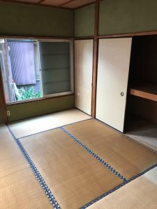【2K】栃木県佐野市での遺品整理:110.000円の施工後