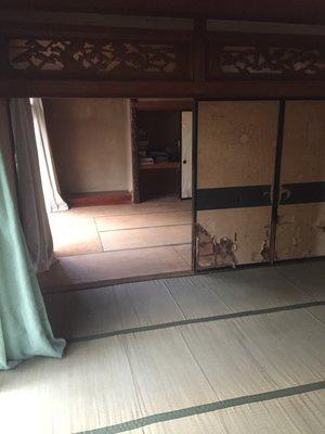【4DK】2階建てで搬出に苦労しました【188,000円】の施工後