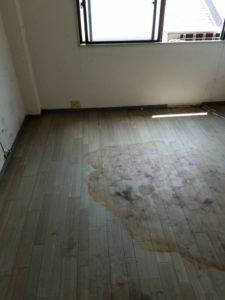 長年放置されていたお部屋の清掃の施工後