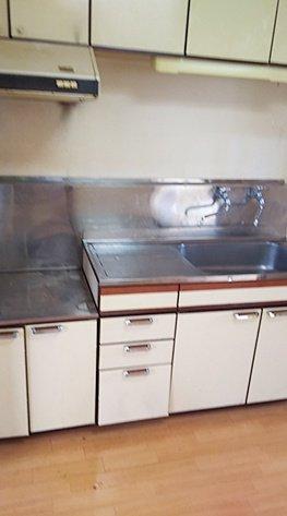 遺品整理(キッチン)の施工後