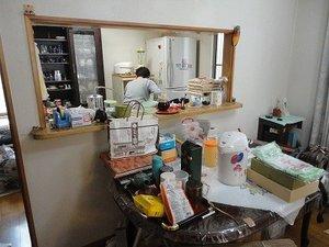 千葉県八千代市での生前整理の施工前