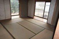 佐倉市の戸建て・作業の様子の施工後