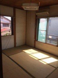 千葉市花見川区の作業の様子の施工後