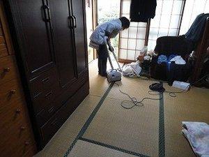 千葉市中央区での遺品整理の施工後