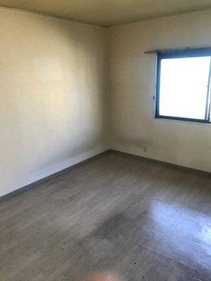 引き渡しが迫っている家の空き家片付けの施工後