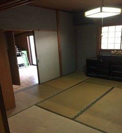 生前整理:東京都青梅市(2DKアパート)の施工後