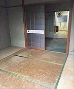 【2DK】施設入居に伴う事例【125,000円】の施工後