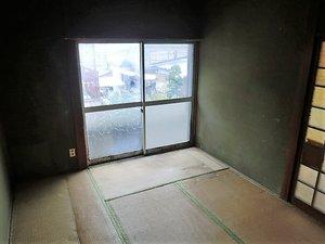 【2DK】アパートの遺品整理の施工後