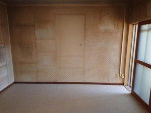 エレベーターのないマンションでの作業事例の施工後