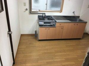 施設に入居される際の家財処分と買取も対応しております。の施工後