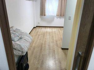 病室の福祉清掃の施工後