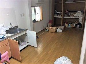 【1R】ご高齢のマンションのオーナー様よりご依頼の施工前