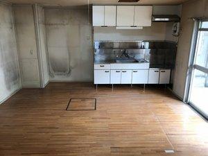 家財が多いマンションのご遺品整理の施工後
