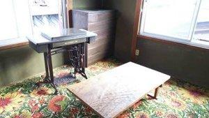 家具のみの遺品整理の施工前