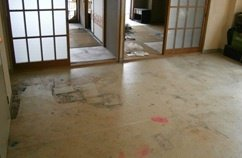 特殊清掃の施工後