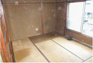 【2DK】東松山市での遺品整理:235,000円の施工後