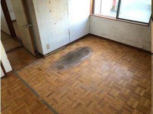 【6LDK】一戸建ての遺品整理のご依頼の施工前