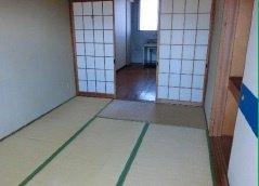 【1LDK】アパートでの遺品整理の施工後
